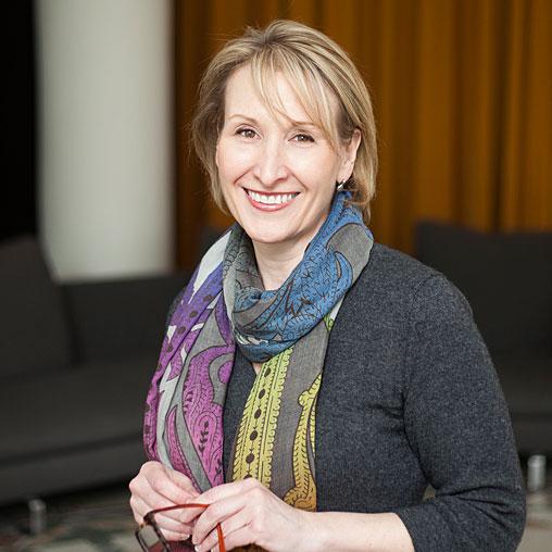 A photo of Sheryl Schulze