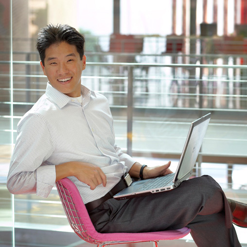 A photo of Nathan Kim
