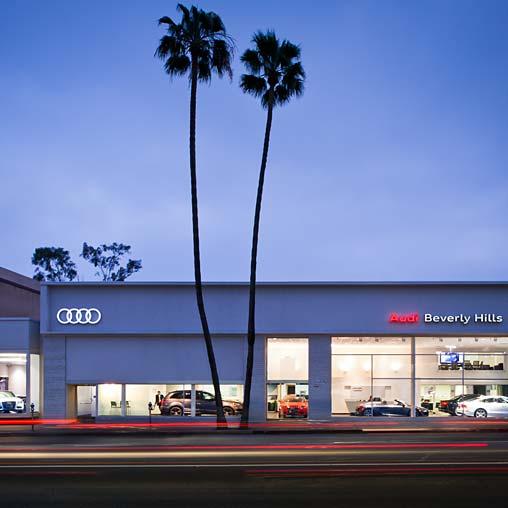 Audi Dealership Atlanta >> Fletcher Jones Mercedes-Benz of Chicago | Projects | Gensler