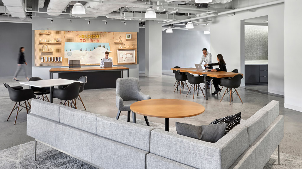 Experiential Design Is Changing The Rules Of The Workplace Dialogue Blog Research Insight Gensler